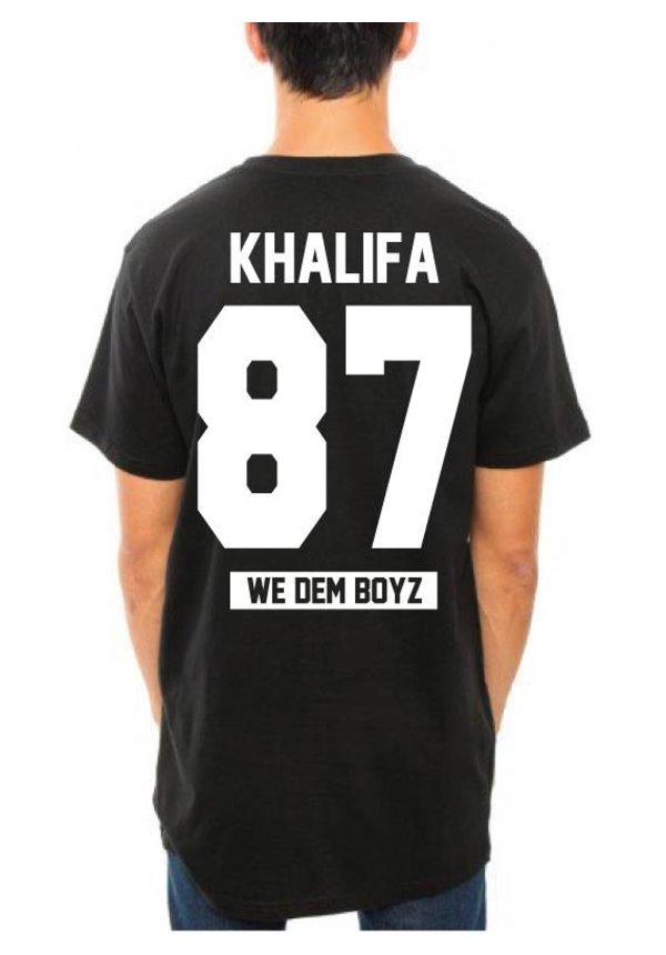 KHALIFA LONG TEE (MEN)