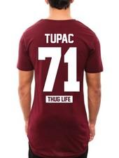 TUPAC LONG TEE (MEN)