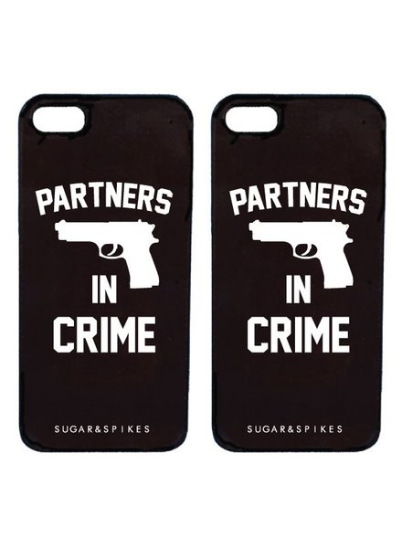 PARTNERS IN CRIME CASES COUPLE