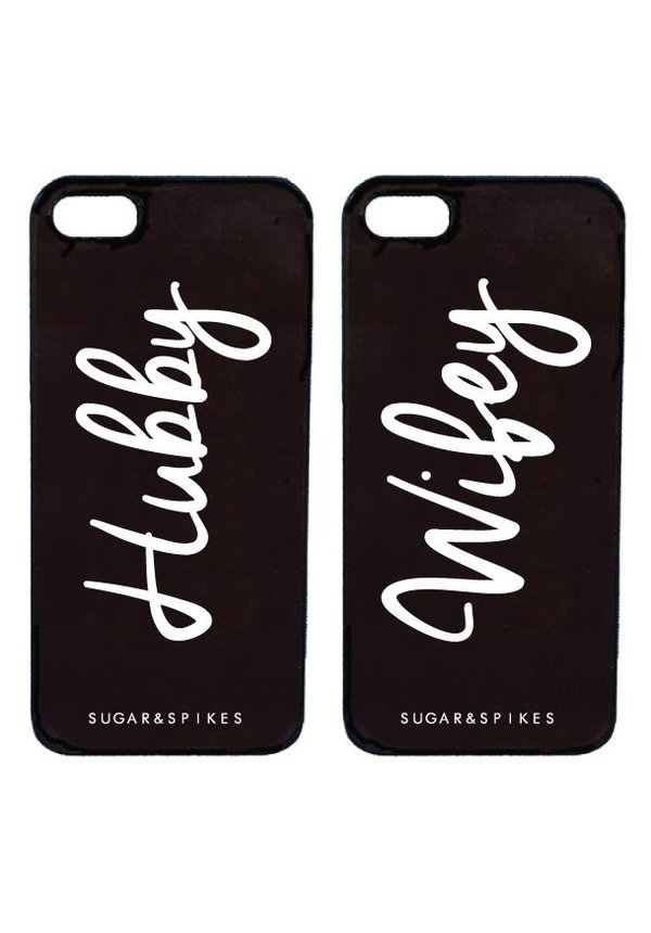 HUBBY WIFEY COUPLE CASES