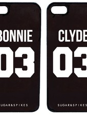 BONNIE & CLYDE COUPLE CASES
