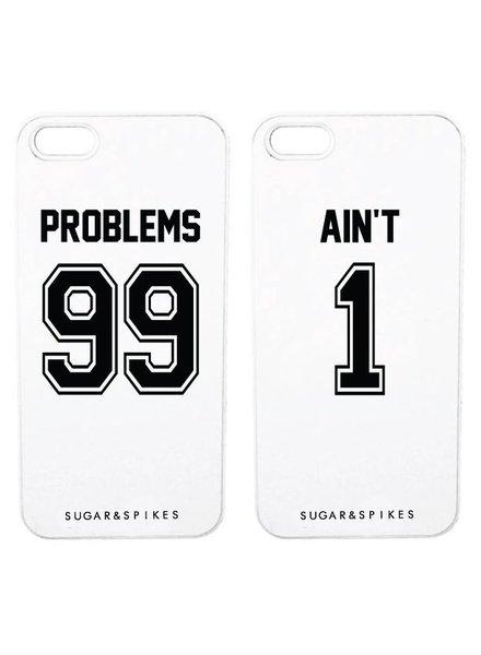99 PROBLEMS AIN'T 1 COUPLE CASES