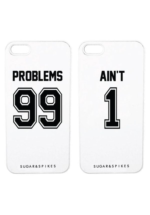 99 PROBLEMS AIN'T 1 COUPLE CASES