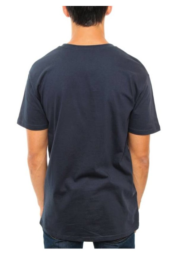BASIC LONG TEE NAVY (MEN)