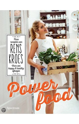 POWERFOOD BY RENS KROES
