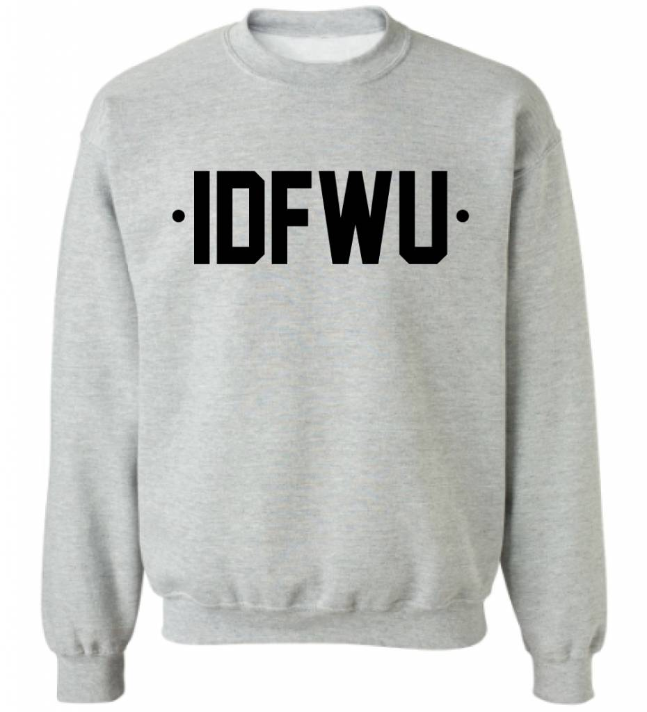 IDFWU SWEATER (MEN)