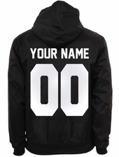 CUSTOM TEAM NUMBER WINDBREAKER (MEN)
