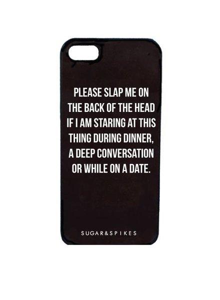 PLEASE SLAP ME CASE