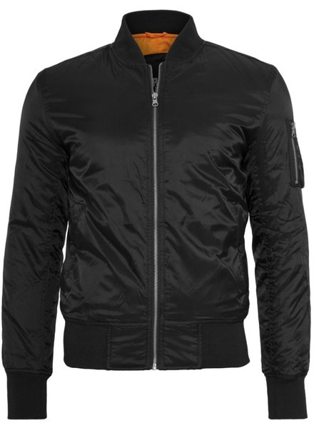 BASIC BOMBER JKT BLACK (WMN)