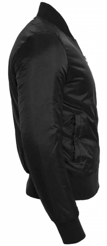 BASIC BOMBER JKT BLACK (MEN)