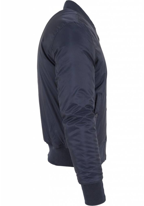 BASIC BOMBER JKT NAVY (MEN)