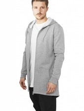SWEAT PARKA GREY (MEN)