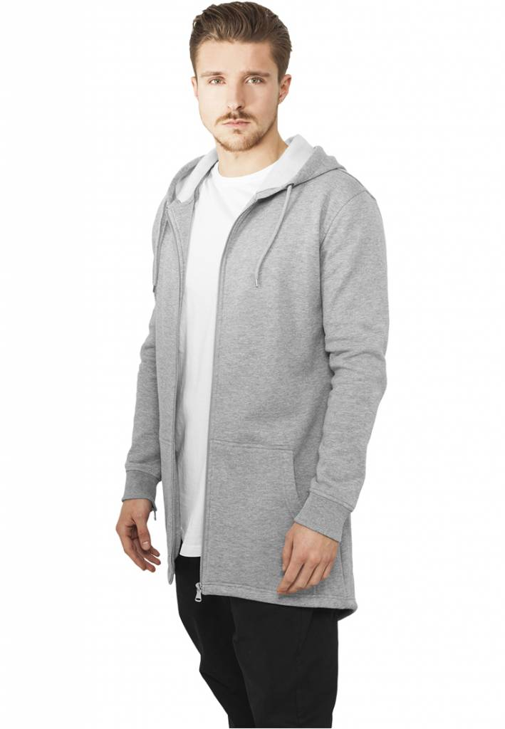 SWEAT PARKA GREY (MEN) - SUGAR&spikes