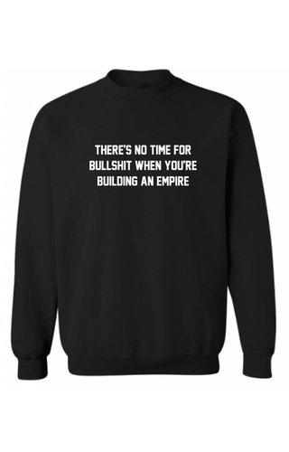 BUILDING AN EMPIRE SWEATER (MEN)