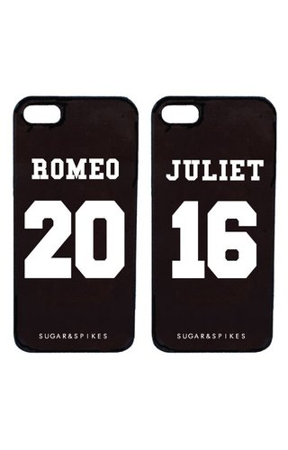 ROMEO & JULIET COUPLE CASES