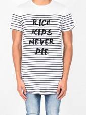 SIXTH JUNE RICH KID LONG TEE (MEN)