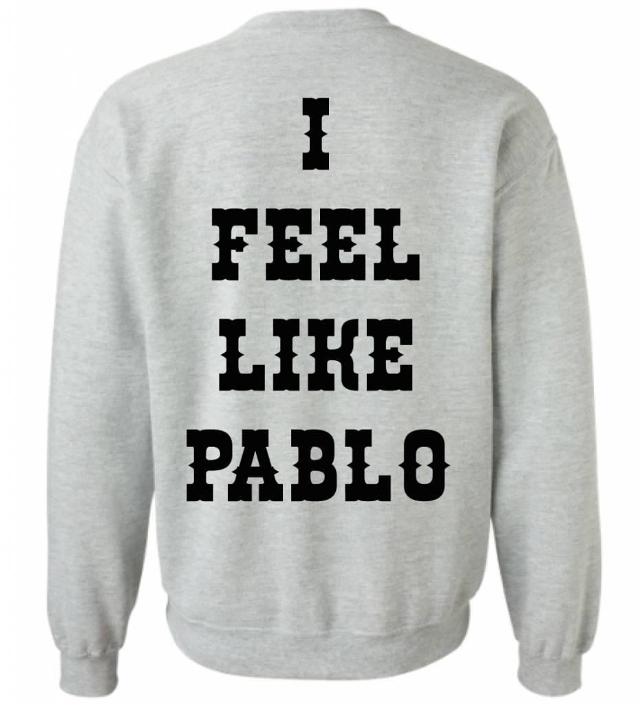 I FEEL LIKE PABLO SWEATER (MEN)
