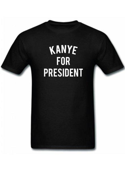KANYE FOR PRESIDENT TEE (MEN)