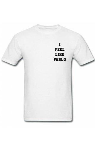 I FEEL LIKE PABLO FRONT TEE (MEN)