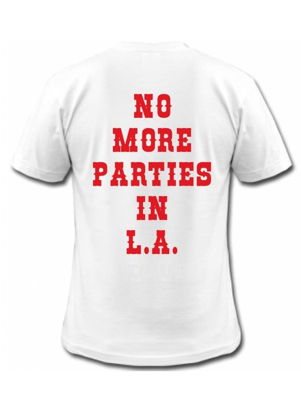 NO MORE PARTIES IN LA TEE (MEN)