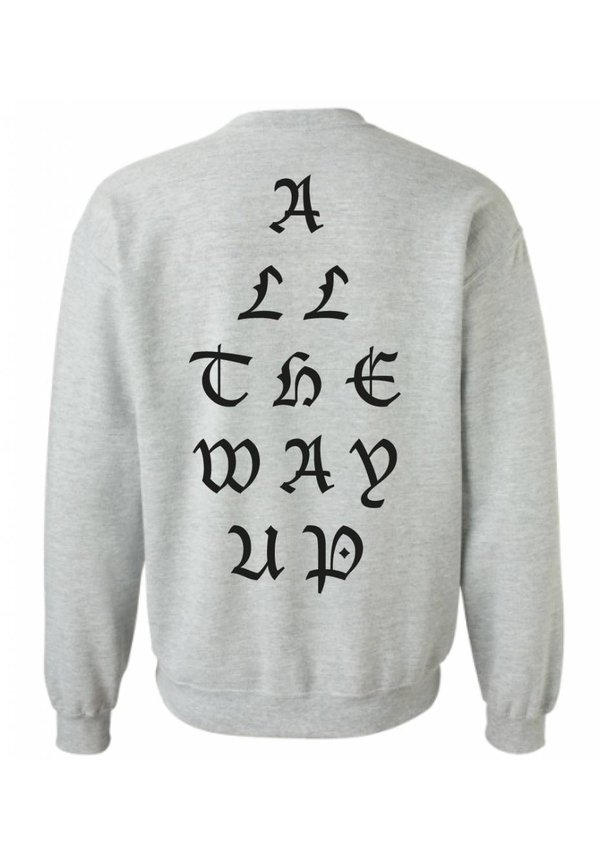 ALL THE WAY UP SWEATER (MEN)