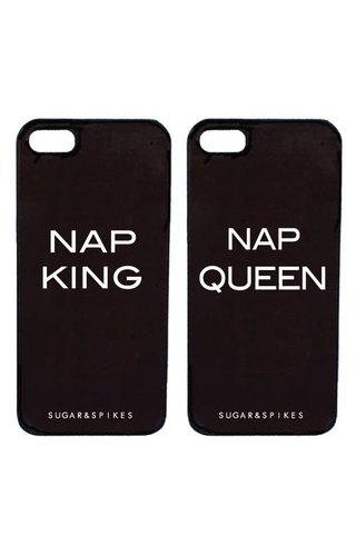 NAP KING & QUEEN COUPLE CASES
