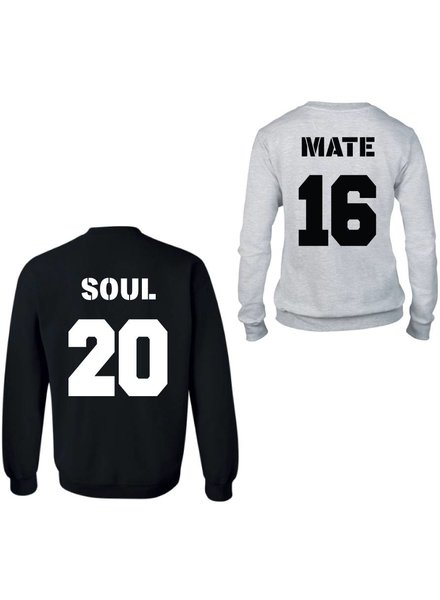SOUL MATE COUPLE SWEATERS