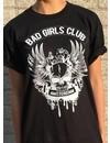 CUSTOM BAD GIRLS CLUB TSHIRT DRESS