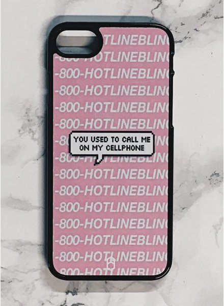 CALL ME ON MY CELLPHONE CASE