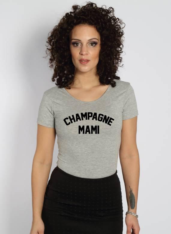 CHAMPAGNE MAMI BODYSUIT (WMN)