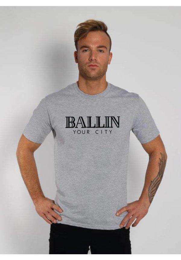 CUSTOM BALLIN TEE (MEN)