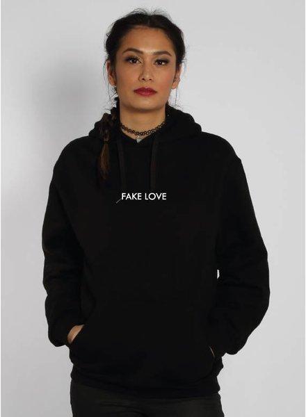 FAKE LOVE HOODIE (WMN)