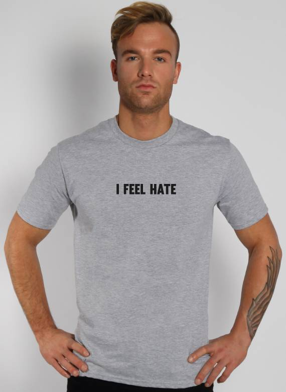 I FEEL HATE TEE (MEN)