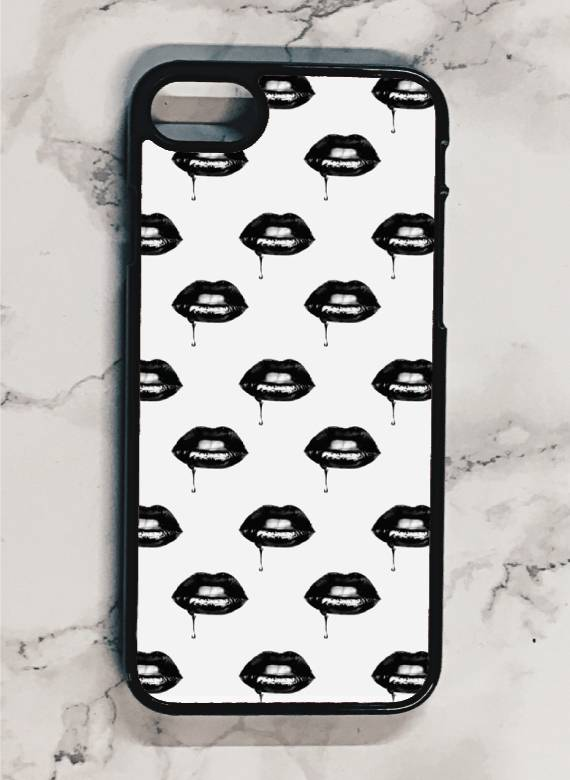 DRIPPING LIPS CASE