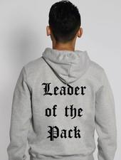 LEADER OF THE PACK HOODIE (MEN)