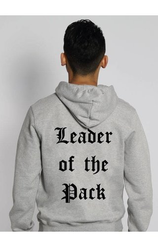 LEADER OF THE PACK HOODIE (MEN)