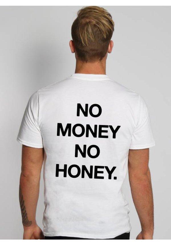 NO MONEY NO HONEY TEE (MEN)