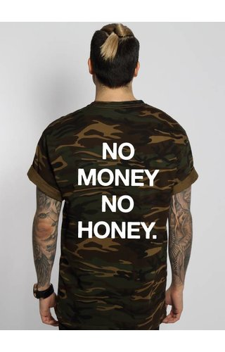 NO MONEY NO HONEY TEE (MEN)