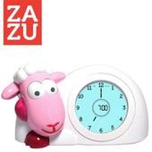 Zazu Sam Slaaptrainer- Kinderwekker Schaap Roze ACTIE