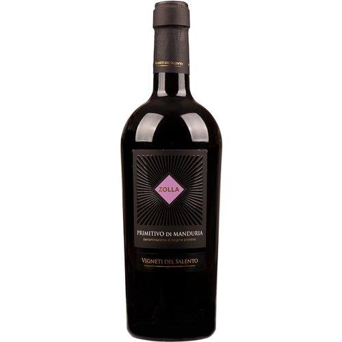 Farnese Vini 2016 Zolla Primitivo di Manduria