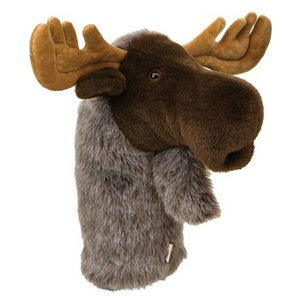 Daphne's Novelty Golf Headcovers - Moose