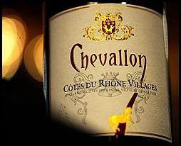 Actie Domaine Chevallon uit de Rhône