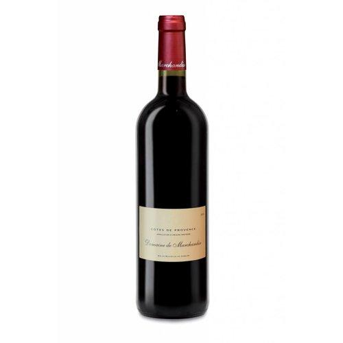 Domaine de Marchandise 2015 Marchandise Rouge Côtes de Provence