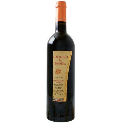 2013 L`Excellence de Bonassia - Cabernet Sauvignon/Merlot