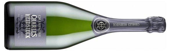 39,75! Charles Heidsieck Brut Reserve Champagne NV