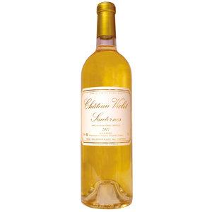 2010 Château Violet Sauternes 0.375 l