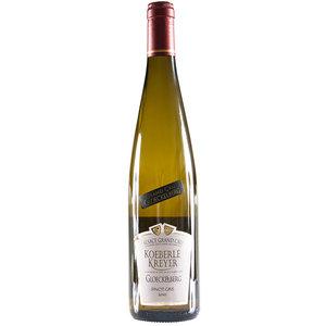 2014 Pinot Gris Grand Gru Gloeckelberg Koeberlè Kreyer