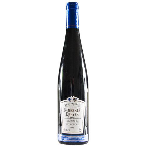 Koeberle-Kreyer Rodern 2013 Koeberle-Kreyer Pinot Noir de Rodern