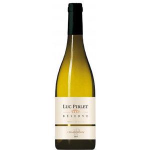 2016 Chardonnay Reserve, Luc Pirlet