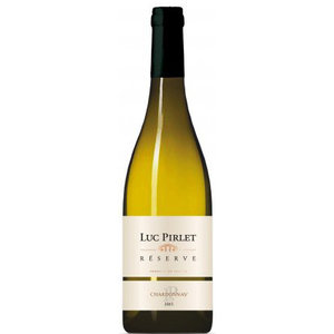 Luc Pirlet, Languedoc 2017 Chardonnay Reserve, Luc Pirlet